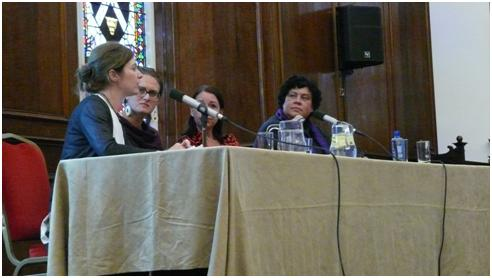 Closing Discussion - Roisin Kennedy, Giulia Ingarao, Teresa Arcq, Susan Aberth