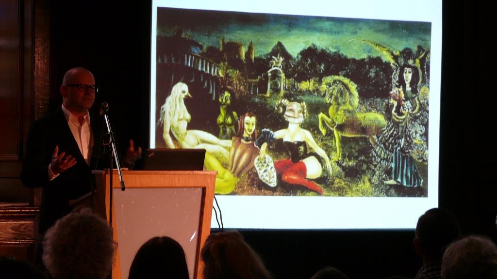 Seán Kissane Presentation