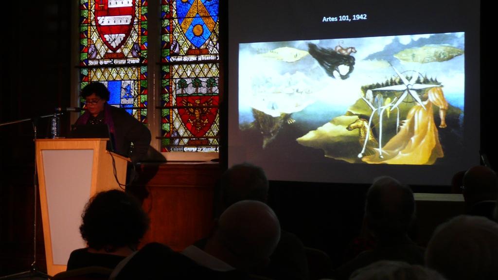 Susan Aberth Presentation