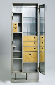 Eileen Gray, Dressing Screen, 1926 - 1929