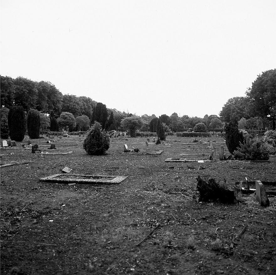 Thiais cemetery