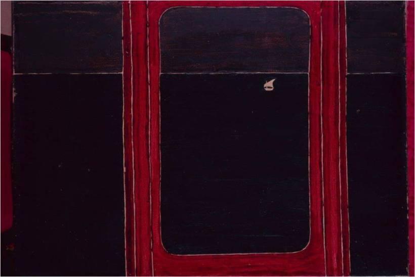 Patrick Scott Killiney 1946 50 x 71cm oil on canvas