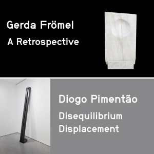 Gerda Fromel and Diogo Pimentao
