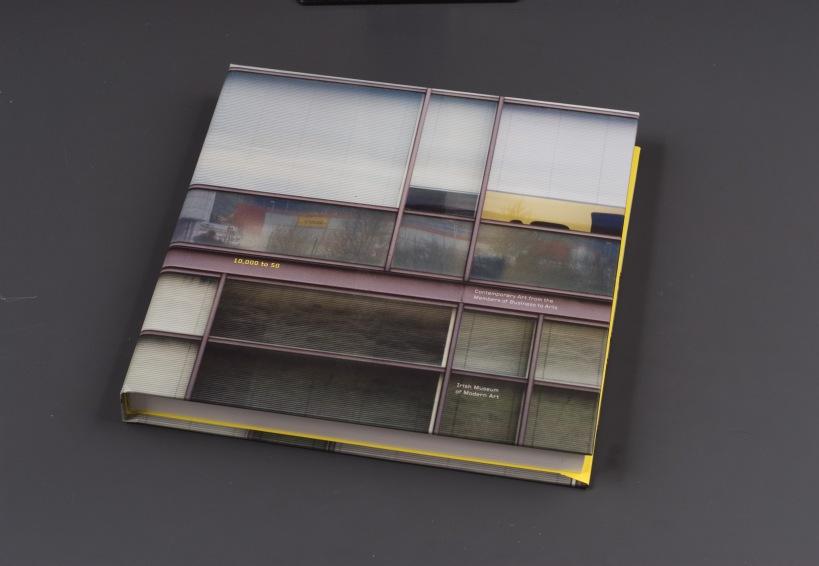 10,000 to 50 exhibition catalogue