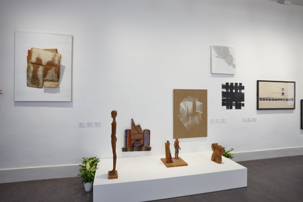 Installation view IMMA Collection Fragments, 2015, Collection Irish Museum of Modern Art
