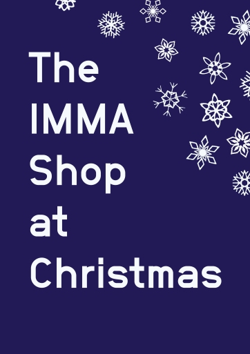 The IMMA Shop at Christmas