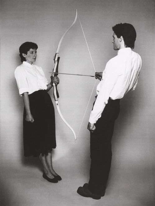 Rest Energy Marina Abramovic